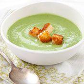 Thai Coconut, Broccoli and Coriander Soup Recipe Coconut