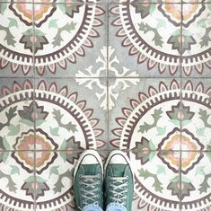 Vacilando — But first, let me take a a new. Floor Patterns, Tile Patterns, Textures Patterns, Brick Flooring, Kitchen Flooring, Floors, Wall And Floor Tiles, Wall Tiles, Unique Flooring