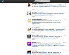 #rpStory13 auf Twitter