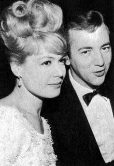 Bobby Darin & Sandra Dee. <3  And I SO remember that 'do' - everyone had them - even for work.
