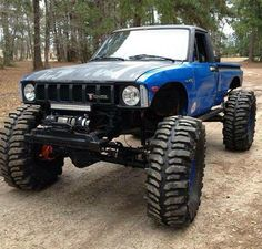 You Lifted Chevy Trucks, Toyota Trucks, Pickup Trucks, Toyota Hilux, Toyota Tacoma, Toyota Pickup 4x4, Badass Jeep, Rc Rock Crawler, Future Trucks
