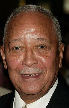 David Dinkins: first and only Black mayor of New York City