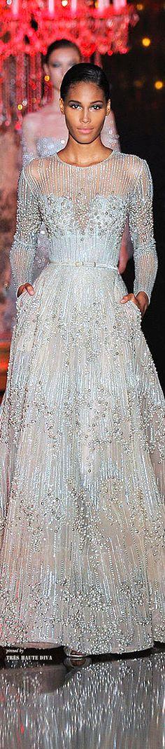 Elie Saab Couture Fall 2014 ♔ Très Haute Bride ♔