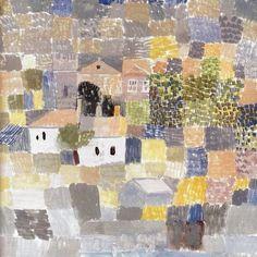 Sicilya, 1934 - Paul Klee (by kaptankubilay)