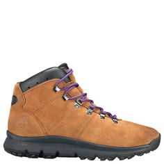 cheaper 94fca 9f86d Timberland Men s World Hiker Mid Boots Brown Suede Mens Rugged Boots, Mens  Hiking Boots,