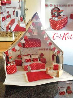 Cath Kidston Design A Shoebox Room Competition