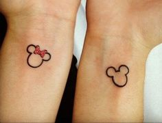 Best Lovers Tattoos Designs for Relationship