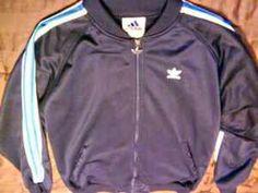 ADIDAS jacket and pants BLUE or GREEN old school trefoil vintage L@@K! - $30 (N. Austin)