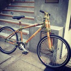bicicleta bambu 480x480 Los beneficios ambientales del bambú