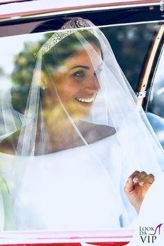 Meghan Markle Givenchy wedding dress - Royal Wedding I loved her wedding dress! Harry And Meghan Wedding, Harry Wedding, Prince Harry And Megan, Meghan Markle Wedding, Royal Brides, Royal Weddings, Princesa Diana, Lady Diana, Givenchy