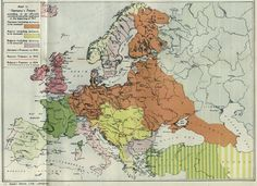 """Germany's Future"". 1917 British propaganda map showcasing ""alleged"" German claims if they won."