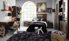 Cómo diseñar una habitación juvenil a la medida de sus gustos… ¡Y los tuyos! - Foto 9