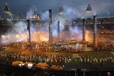 2012 #Olympic Opening Ceremony was an #AudioVisual Triumph