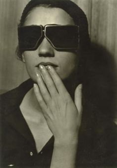 Lee Miller, 1929  by Man Ray