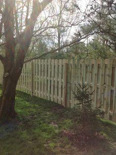 Precision Corporation fence