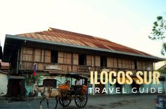 Ilocos Sur offers impressive infrastructures, well-preserved historical sites, globally acclaimed destinations, and beautiful natural environment, Diy On A Budget, Budget Travel, Ilocos, Historical Sites, Travel Guides, Outdoor Decor