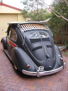 #VW #Bug #Split