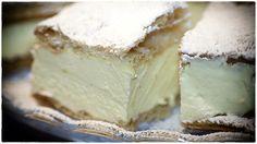 Vanilla Custard Cream Cake - Croatian Kremsnita
