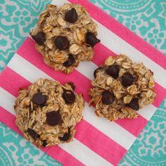 Healthy 3-Ingredient Cookies! ♡