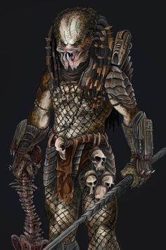 Predator by MattCombsArt