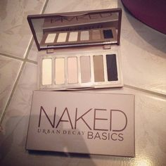 Naked basics palette Birthday Ideas For Her, Urban Decay, Naked, Eyeshadow, Palette, Presents, Frame, Inspiration, Beauty