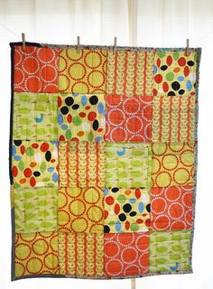 100 Quilts for Christmas_#2 front | Flickr - Photo Sharing!