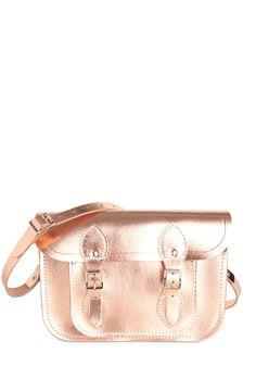 Rosegold school bag ♡