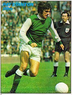 Pat Stanton (Hibs,Celtic & Scotland)