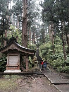 羽黒山(出羽三山神社)Hagurozan,Dewasanzan,Tsuruoka,Yamagata,Japan