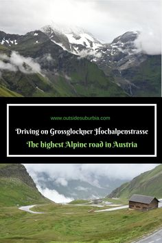 Driving on Grossglockner Hochalpenstrasse is not just stunning, with seemingly endless views over the range of 37 mountains as the road climbs to 2,504 meters but it draws you in with a series of 36 hairpin bends that challenges you at every turn! Austria | Grossglockner Hochalpenstrasse | Road trip