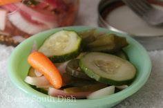 Deep South Dish: Refrigerator Pickled Vegetables (Giardiniera)