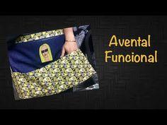 #66 - Avental Funcional para artistas e artesas - YouTube
