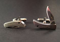 Awesome cuff links for the guys, if I could only find them online for sale someplace T____T