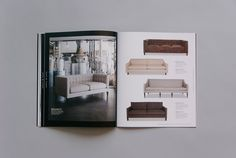 Jayson Home Catalog Design by Knoed Creative