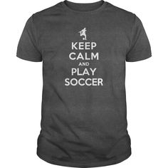 Keep Calm and Play Soccer T-Shirts - Men's Premium T-Shirt #gift #ideas #Popular #Everything #Videos #Shop #Animals #pets #Architecture #Art #Cars #motorcycles #Celebrities #DIY #crafts #Design #Education #Entertainment #Food #drink #Gardening #Geek #Hair #beauty #Health #fitness #History #Holidays #events #Home decor #Humor #Illustrations #posters #Kids #parenting #Men #Outdoors #Photography #Products #Quotes #Science #nature #Sports #Tattoos #Technology #Travel #Weddings #Women