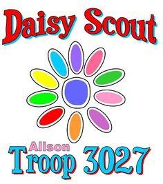 NEW PERSONALIZED DAISY SCOUT T SHIRT ADD NAME AND TROOP # OR ANY TEXT DESIRED in Clothing, Shoes & Accessories, Kids' Clothing, Shoes & Accs, Girls' Clothing (Sizes 4 & Up) | eBay