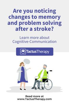 What are cognitive-communication disorders and how can you help? Read this article and download the free printable handout for patients and families. Cognition impacts communication after a stroke or brain injury or in dementia. Find out more at tactustherapy.com #MedSLP #Stroke #TBI #Cognition Brain Injury Recovery, Stroke Recovery, Traumatic Brain Injury, Aphasia Therapy, Speech Therapy, Speech Language Pathology, Speech And Language, Cognitive Behavior, Dementia Care