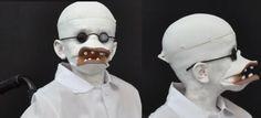 Dr. Finkelstein 3D Printed Halloween Costume