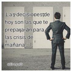 Decide hoy lo correcto. #TesoroEscondido #rpsp