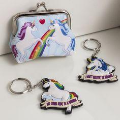 Krásné klíčenky a peněženky s motivem jednorožce #klicenka #jednorozec #unicorn #keychain