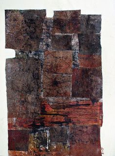 "Scott Bergey : # 1475 ""Microwaved Coffee"" 15 x 11 , mixed media collage on paper. Psychedelic Art, Claude Monet, Painting Collage, Paintings, Photoshop, Mixed Media Collage, Textures Patterns, Art Forms, Textile Art"