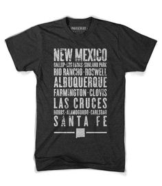 New Mexico State Shirt - Unisex