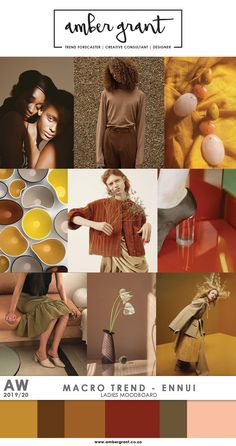#AW2019 #AW2020 #MacroTrend #Trend #Moodboard #Trending #TrendResearch #TrendAnalysis #TrendSetter #Fashion #LadiesFashion #Style #TrendBoard #MicroTrend #FW2019 #FW2020 #AmberGrant #Mood #Aesthetic