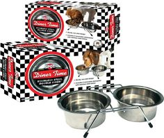 Stainless Steel Double Diner *** Check this awesome product by going to the link at the image.