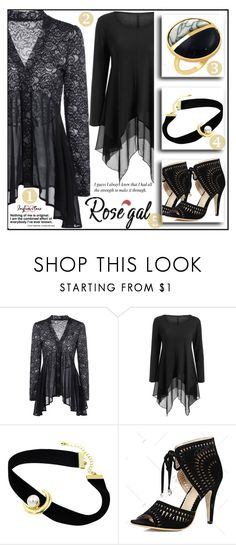 """Rosegal 63"" by aida-ida on Polyvore featuring beauty"