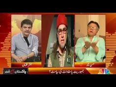Zaid Hamid Vs Hassan Nisar Hidden STORY of INDIA Vs PAKISTAN Partition 1947 - YouTube