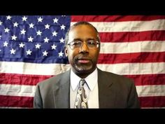 We Are One Nation | Dr. Ben Carson - YouTube        ( Ben Carson for president? Would you vote for him? From what i know of him so far....i would....check him out and think about what type of person we need  to turn this country around....one with  good character and honesty.....gee, i almost forgot that those qualities exist, under this administration...)