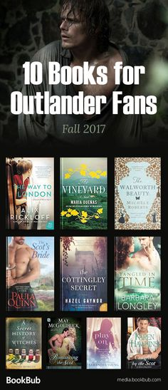 If you love Outlander, check out these books like Outlander, including historical romance. Perfect for fans of Jamie and Outlander season 3.