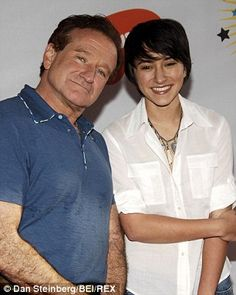 Robin Williams left his $50m estate to his three kids and signed prenup with wife Susan   Daily Mail Online