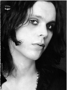Ville Valo...love love LOVE his voice!!!